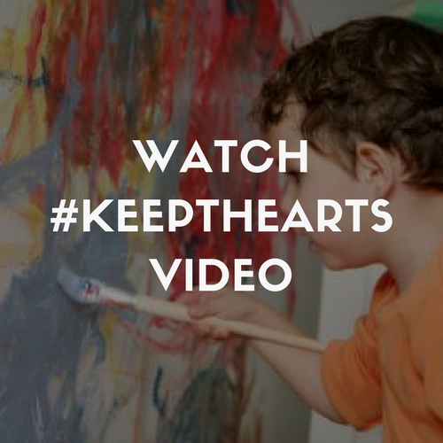 #KeepTheArts Video