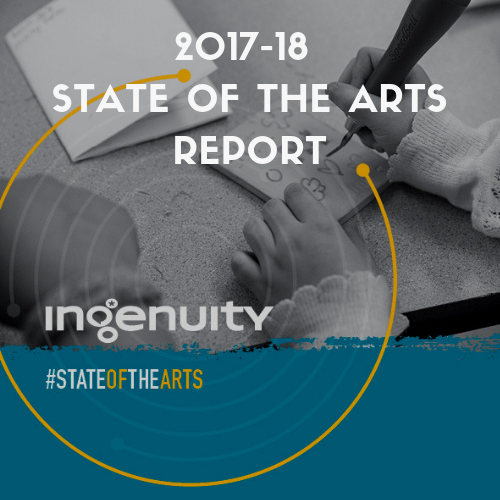 Read the State of the Arts Report 2017-18