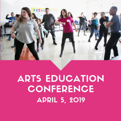 Arts Education Conference 2019