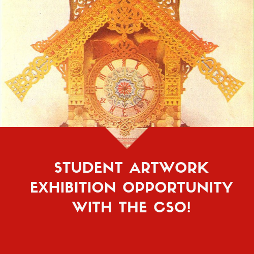 Exhibition Opportunity for CPS Students