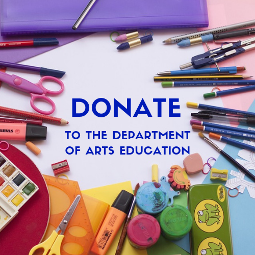Donate to Arts Education at CPS!