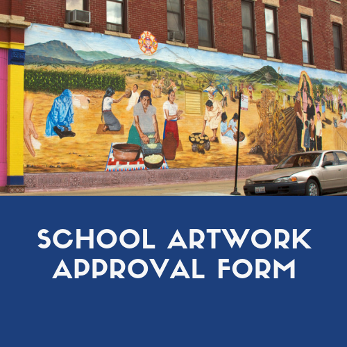 Approval for Artwork in/on CPS Buildings