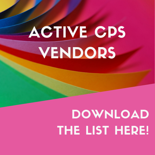 List of Active CPS Vendors