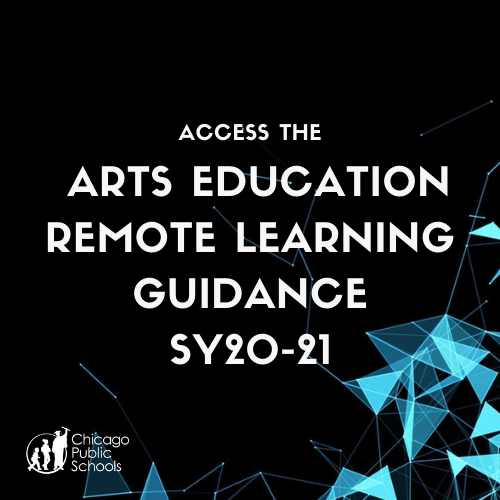SY20-21 Arts Education Remote Learning Guidance
